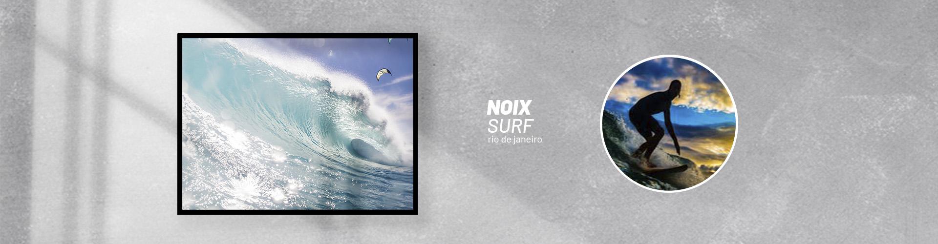 Página Artista | Noix Surf