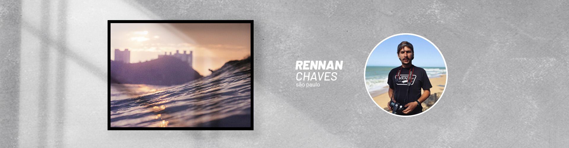 Página Artista | Rennan Chaves