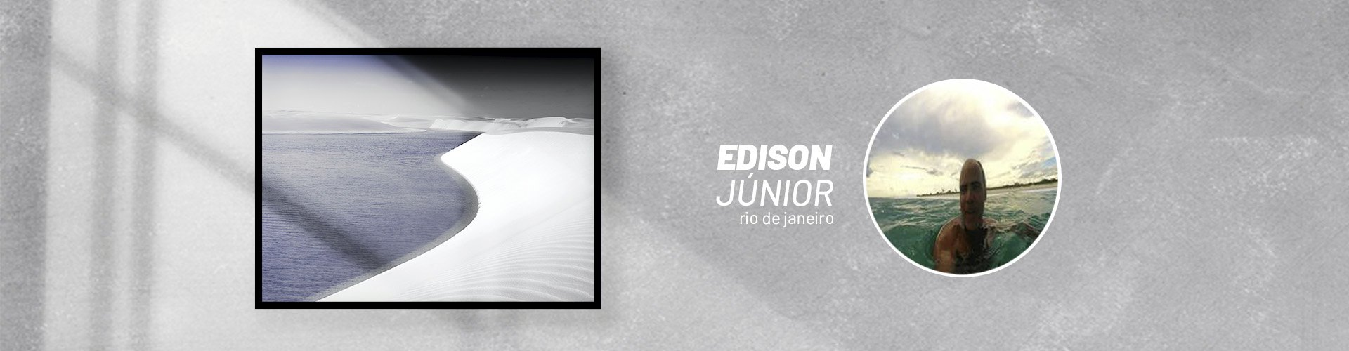 Página Artista | Edison Júnior