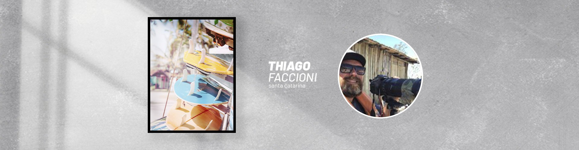 Página Artista | Thiago Faccioni
