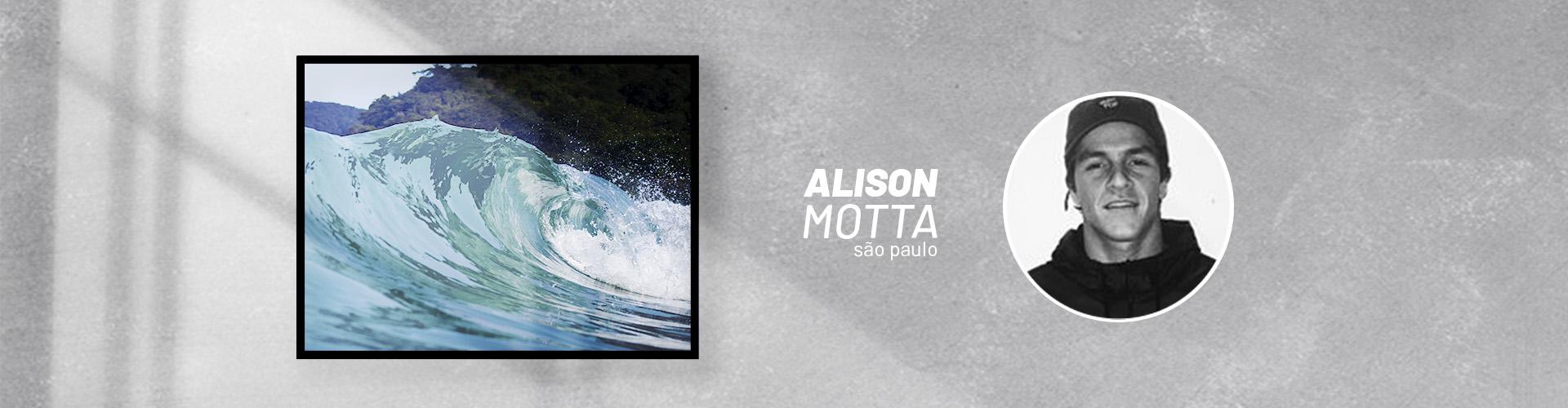 Página Artista | Fotógrafo Alison Motta