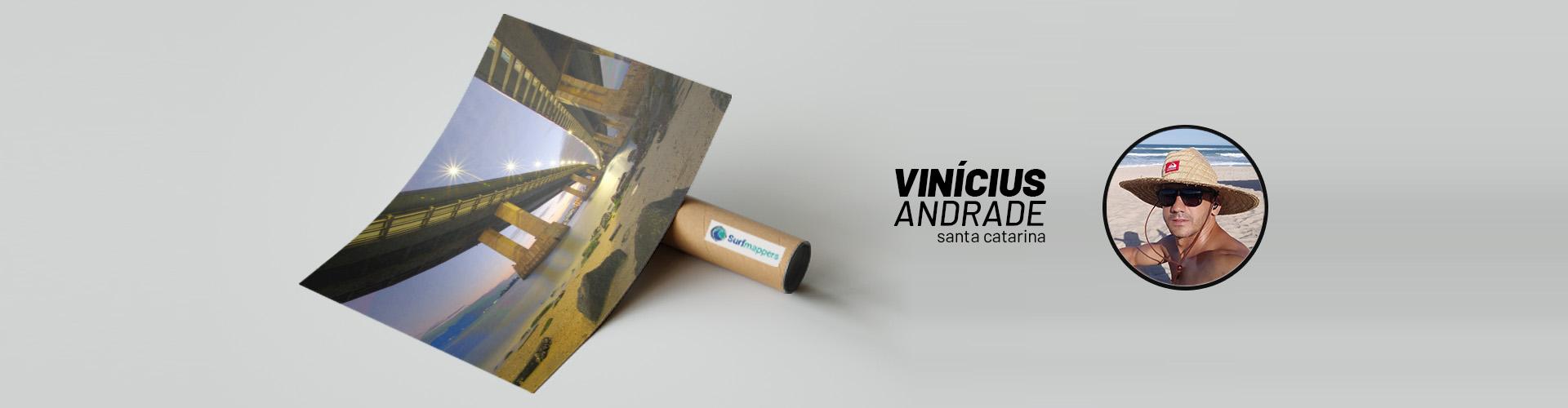 Página Artista | Vinícius Andrade
