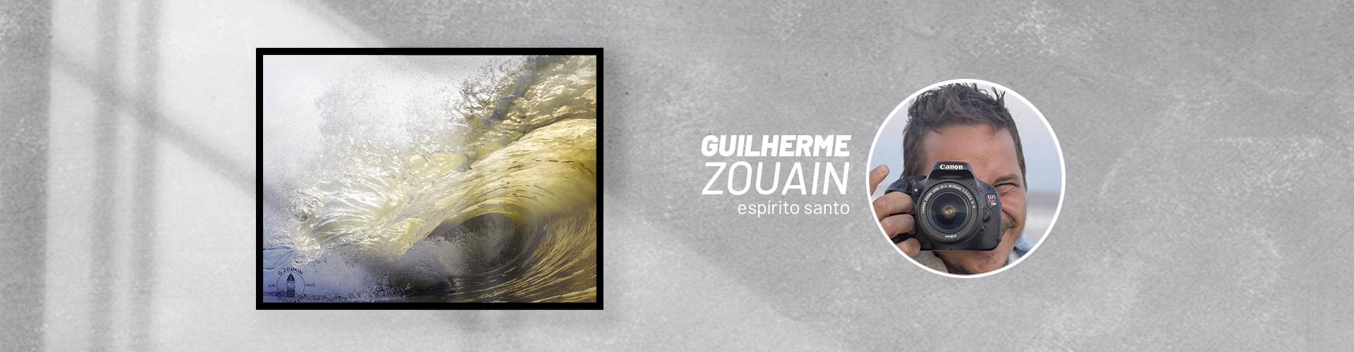 Página Artista | Guilherme Zouain