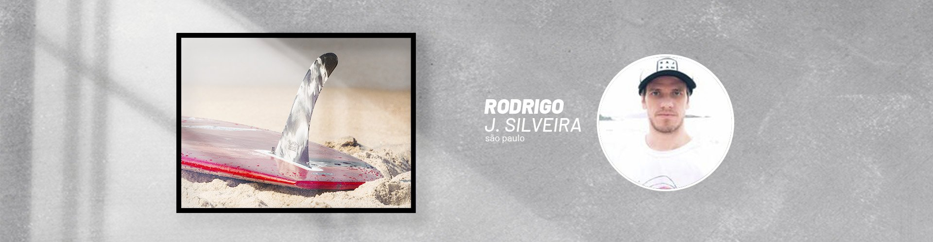 Página Artista | Rodrigo J. Silveira