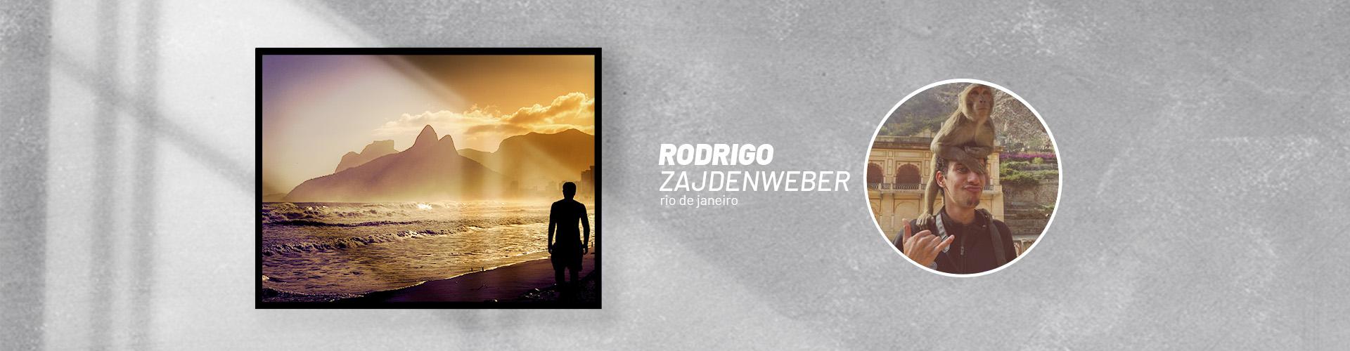 Página Artista | Rodrigo Zajdenweber