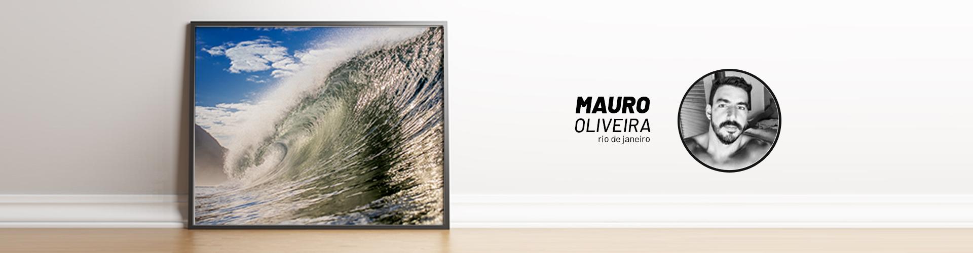Página Artista | Mauro Oliveira
