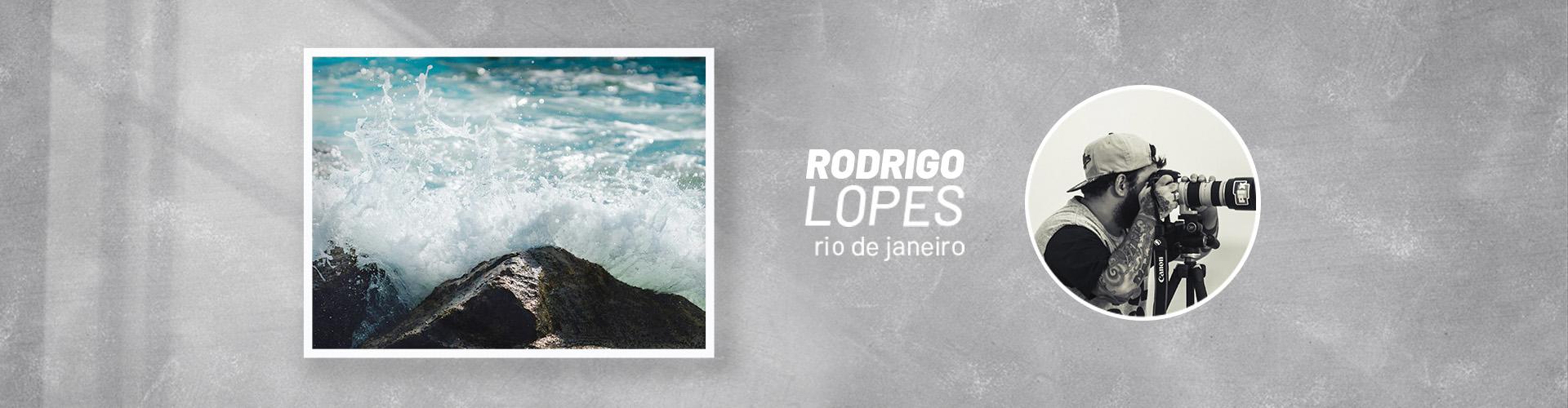 Página Artista | Rodrigo Lopes