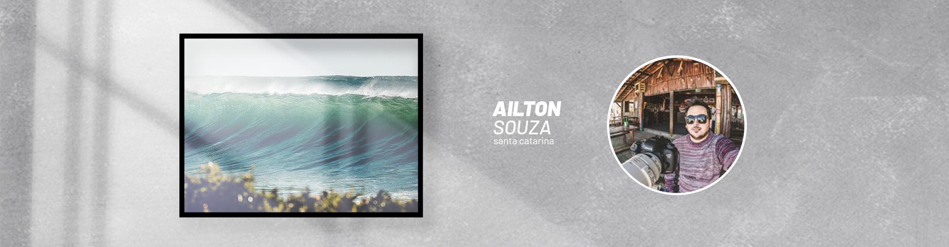 Página Artista | Ailton Souza