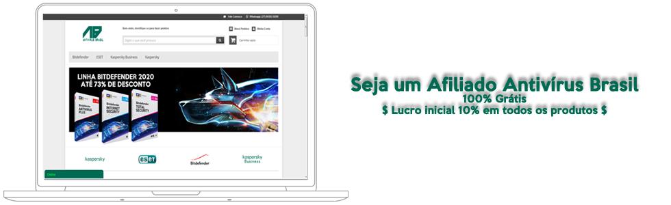 Afiliados Antivírus Brasil