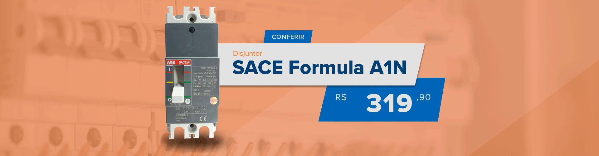 Disjuntor SACE Formula A1N