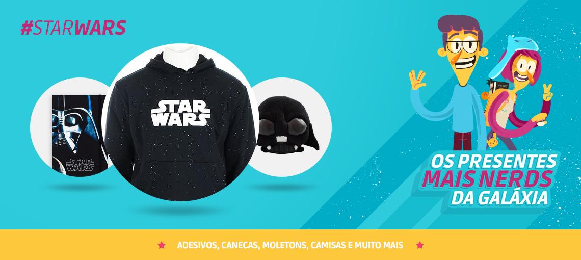 Vitrine Star Wars