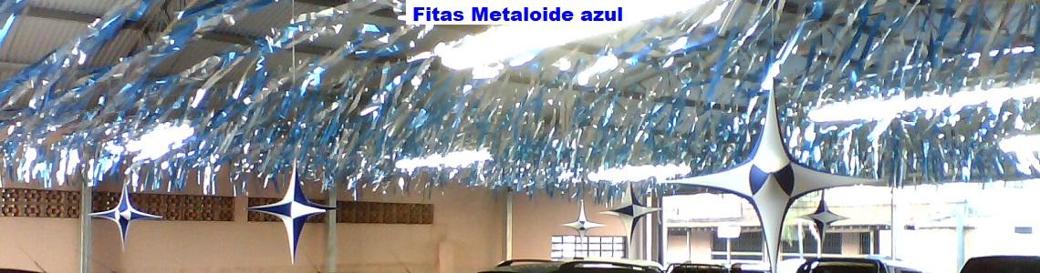 FITAS METALOIDE AZUL