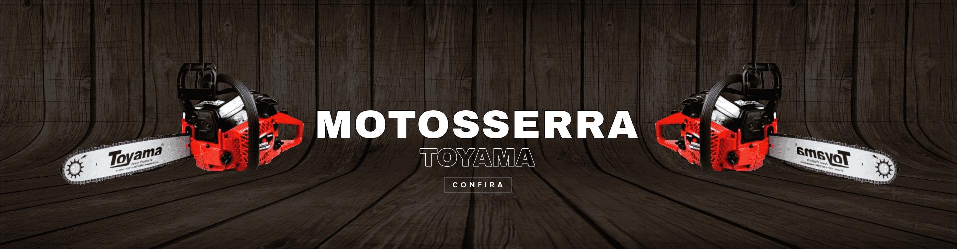Motosserra Toyama