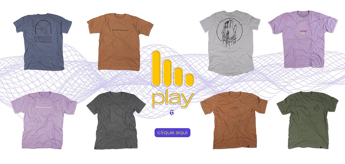 grace play camisetas