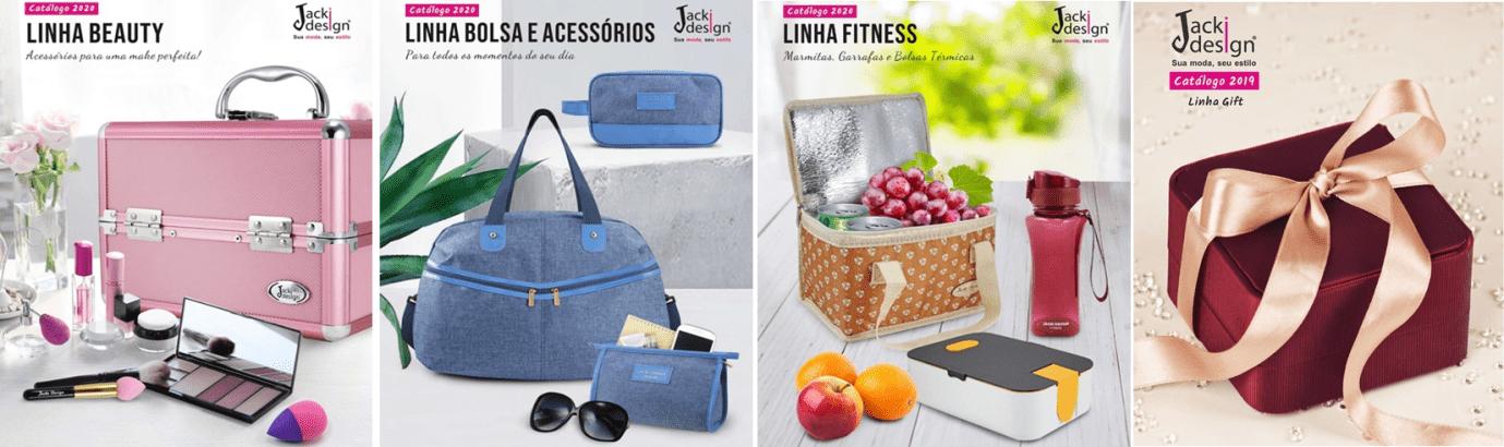 Jacki Design-Beleza, Bolsa, Fitness e Gift