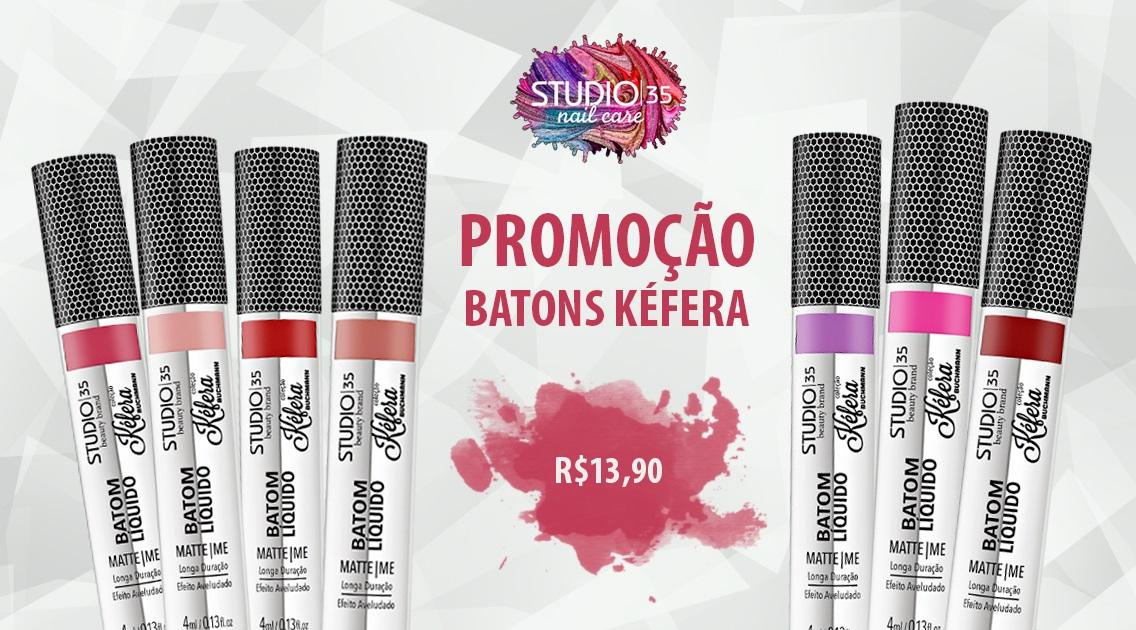 Promoção Batons