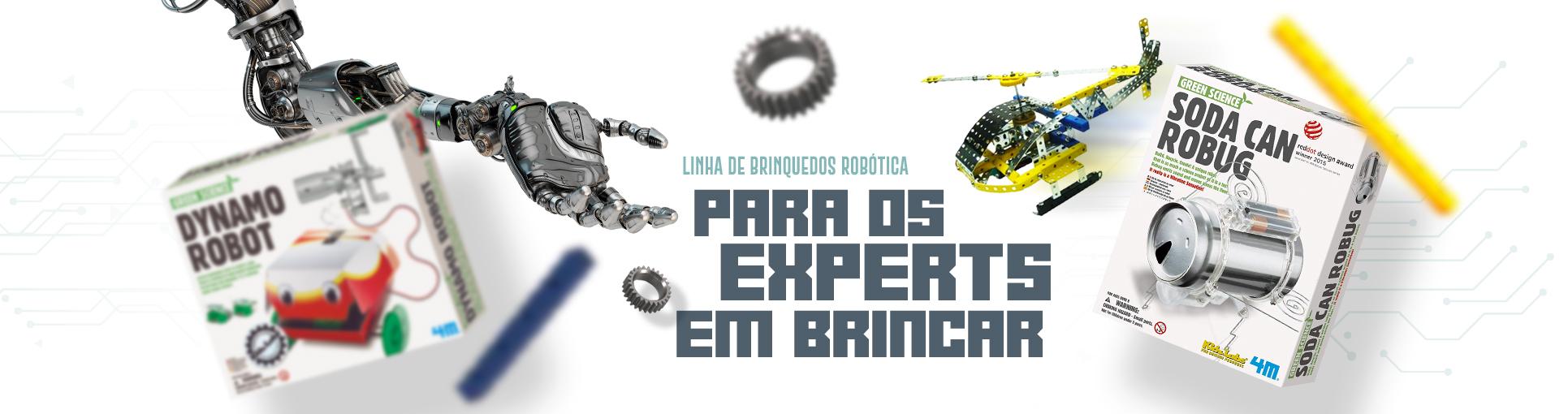 Banner Robótica