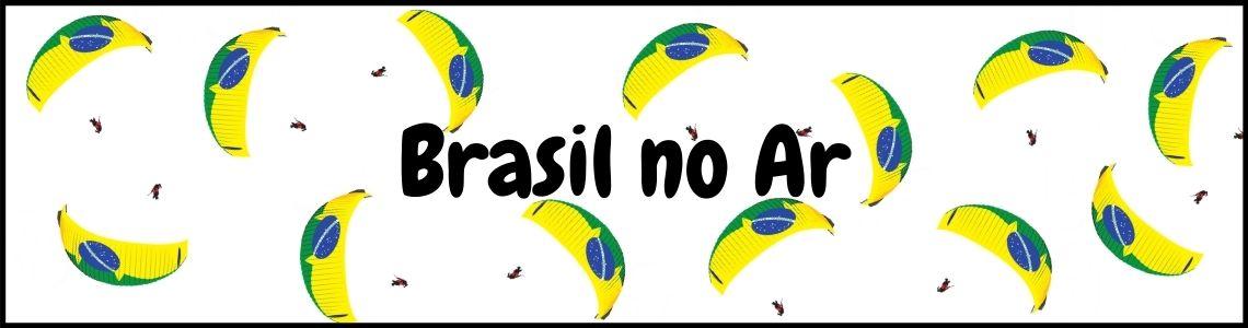 Brasil no Ar Logo Transparente