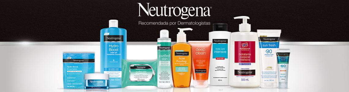 Linha Neutrogena
