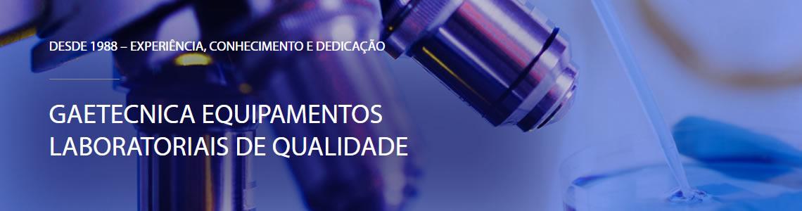 GAETÉCNICA - Equipamentos consagrados no mercado laboratorial
