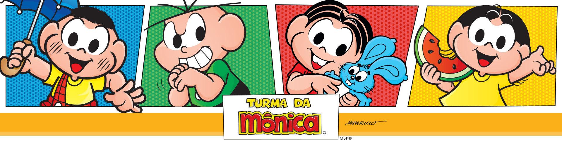 Banner Turma da Mônica