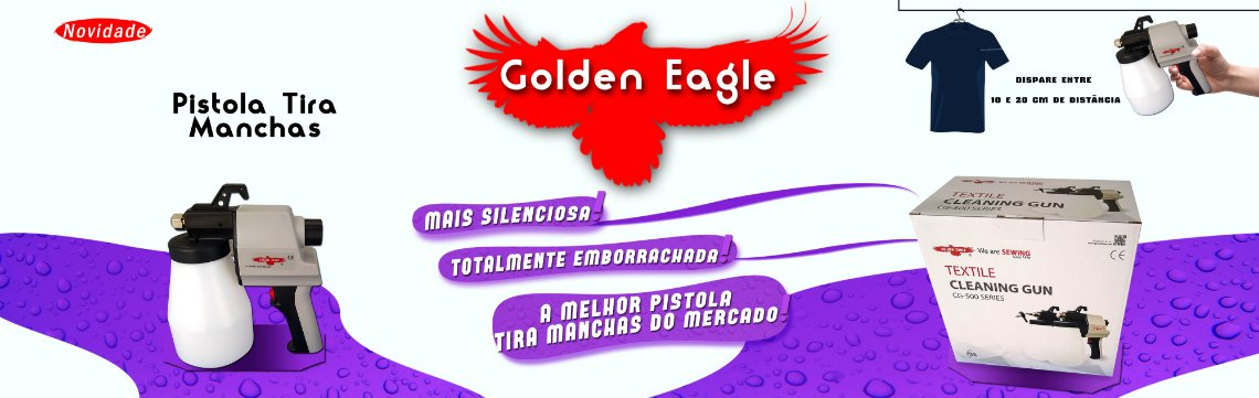 Banner Golden Eagle