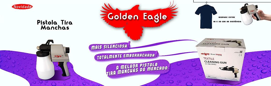 Banner Golden Eagle