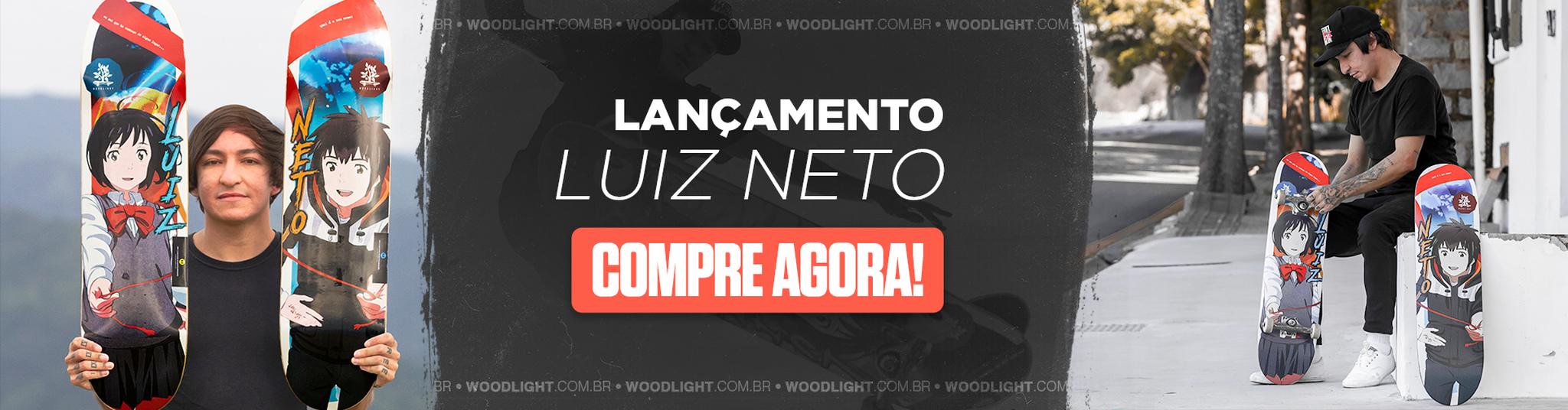 Pro Model Luiz Neto
