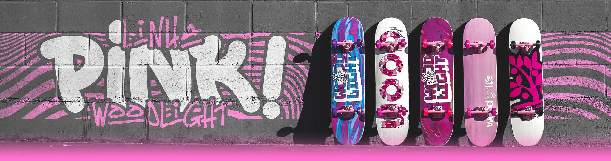 Skate Pink