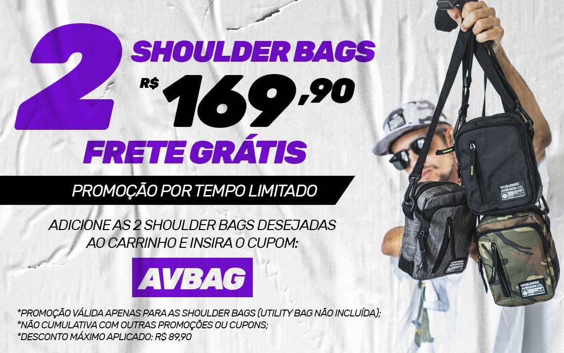Campanha Bags