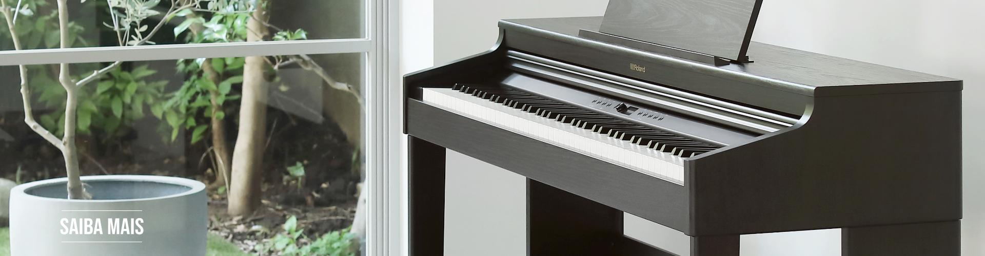 [ROLAND] [PIANO] [SAIBA MAIS]