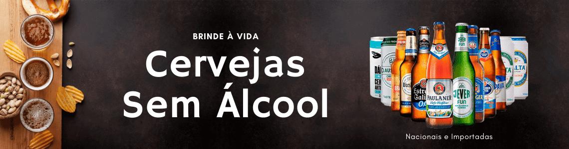 Cervejas  Sem Álcool