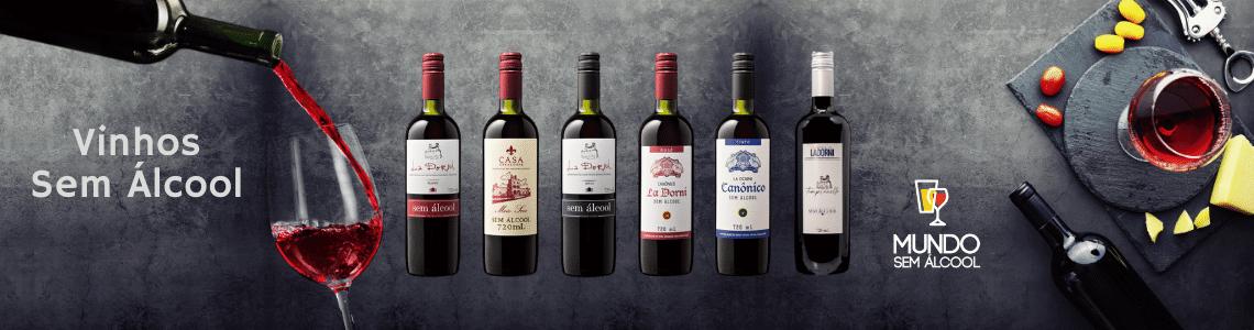 Vinhos Sem Álcool