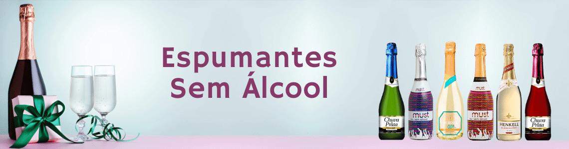 Espumantes Sem Álcool