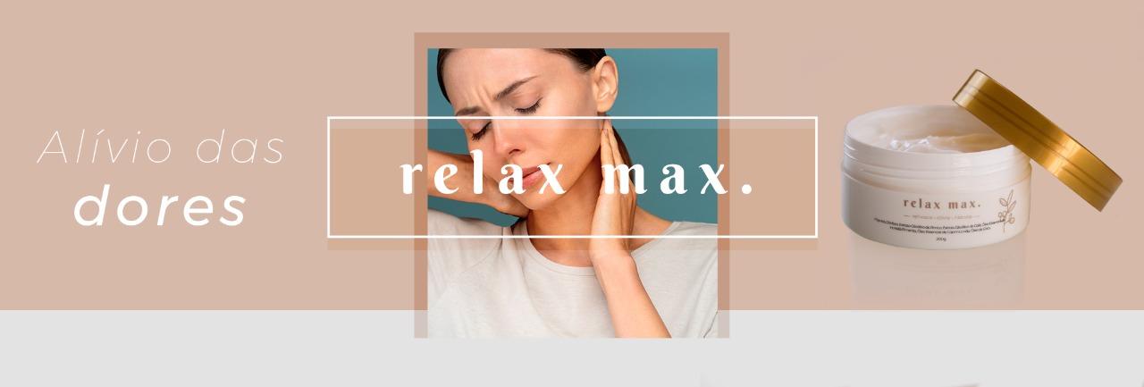 Relax Max - Alívio das Dores