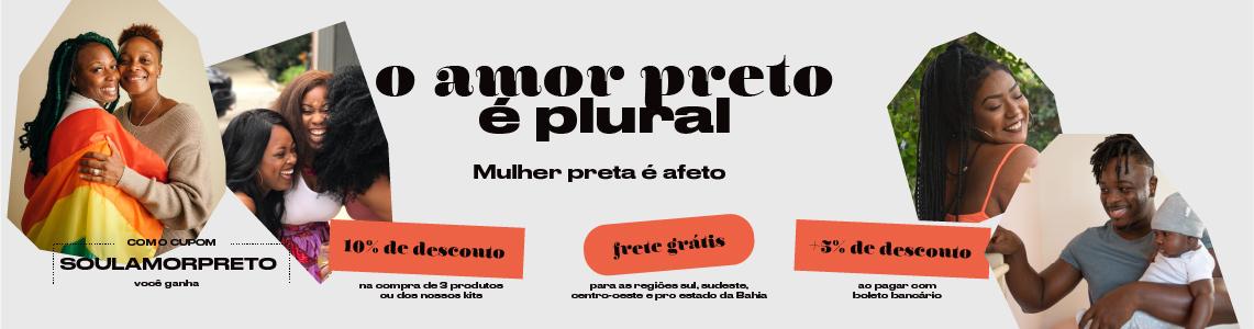 Amor Preto Plural