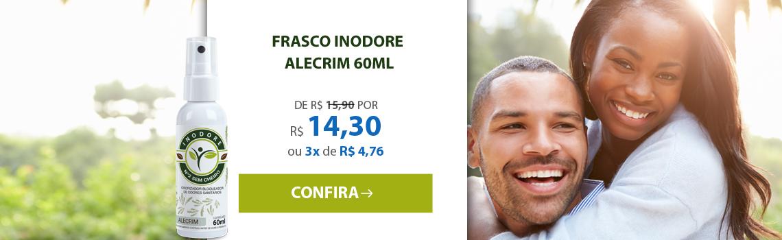 Inodore Alecrim 60ml