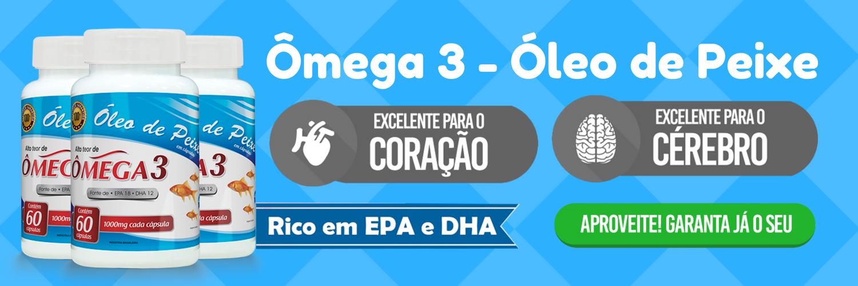 Ômega 3 - EPA 18 e DHA 12