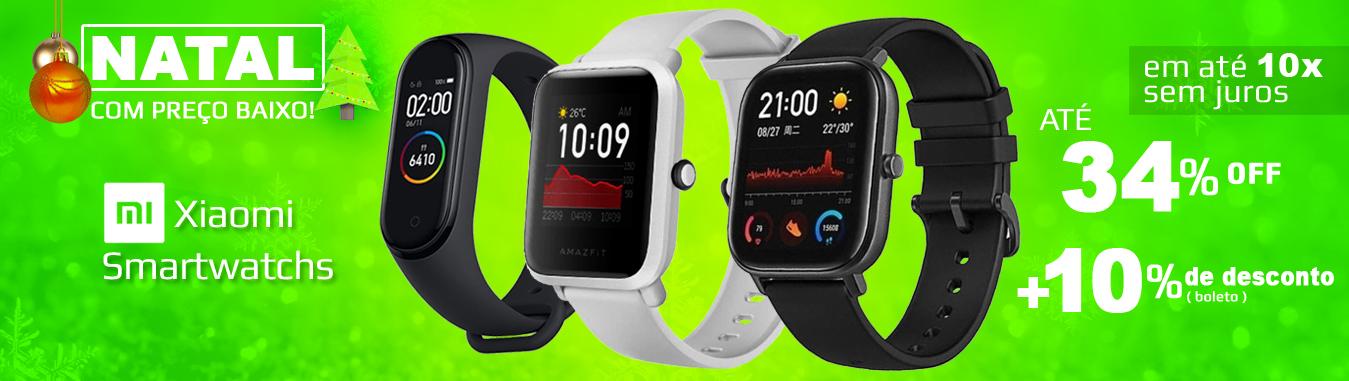 Smartwatch Natal