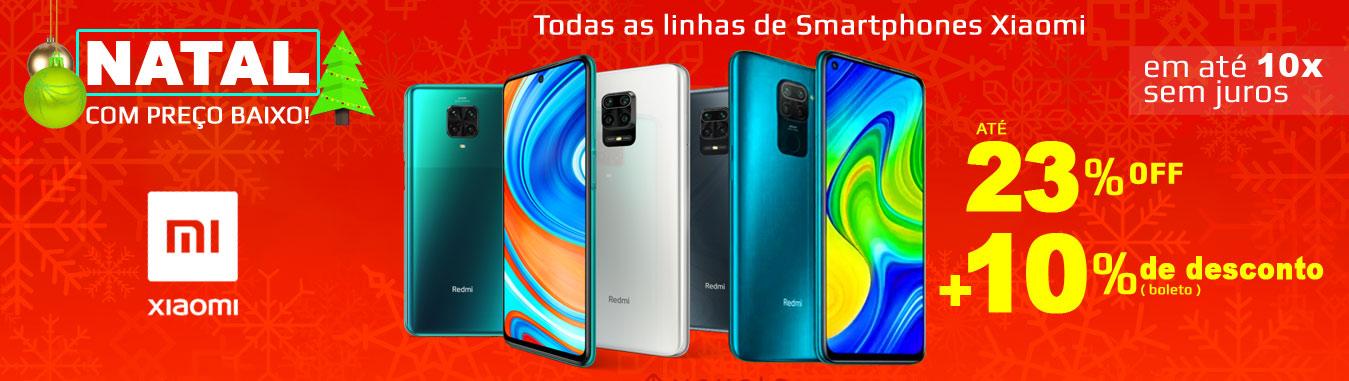 Smartphones Natal
