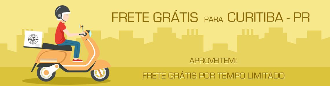 Frete Grátis - Curitiba