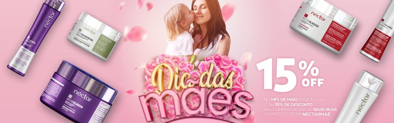 Banner Dias Das Mães Néctar