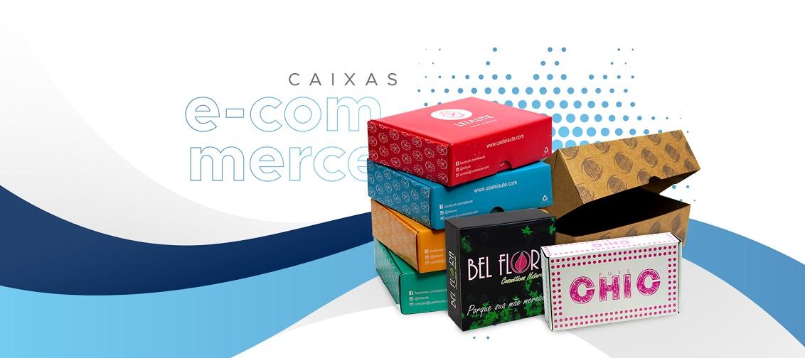 Embalagem para Ecommerce