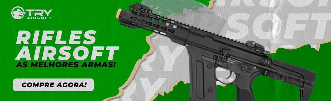 Rifles de Airsoft - ARP
