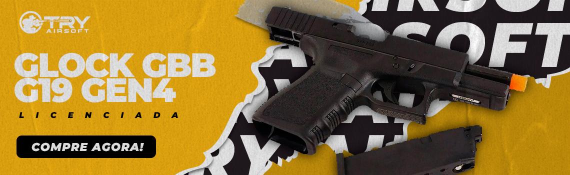 Glock GBB Umarex G19 GEN4  Licenciada
