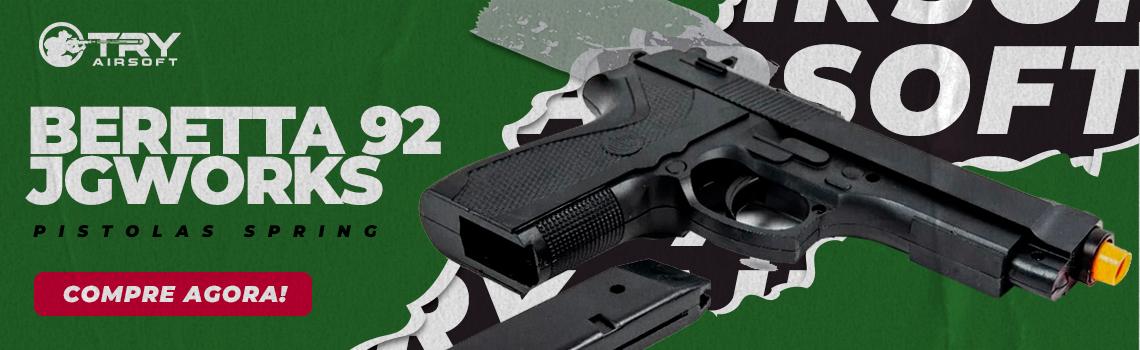 Pistola Spring Beretta 92