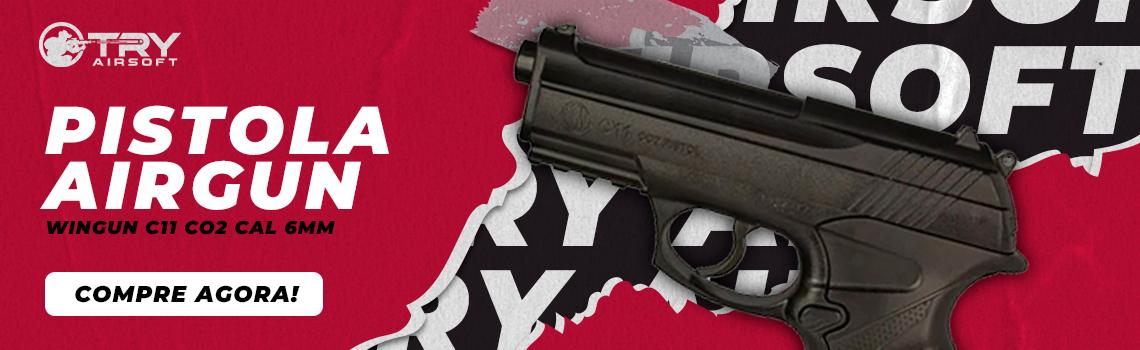 Pistolas Airgun