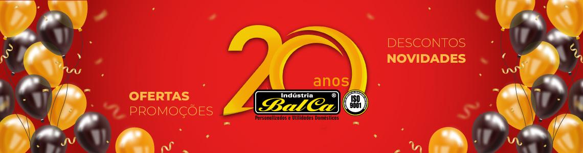 20 ANOS BALCA