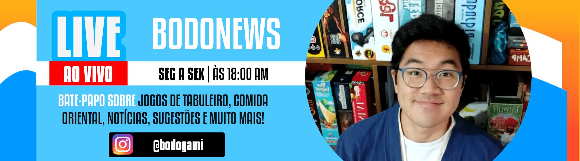 BodoNews - Live Diária