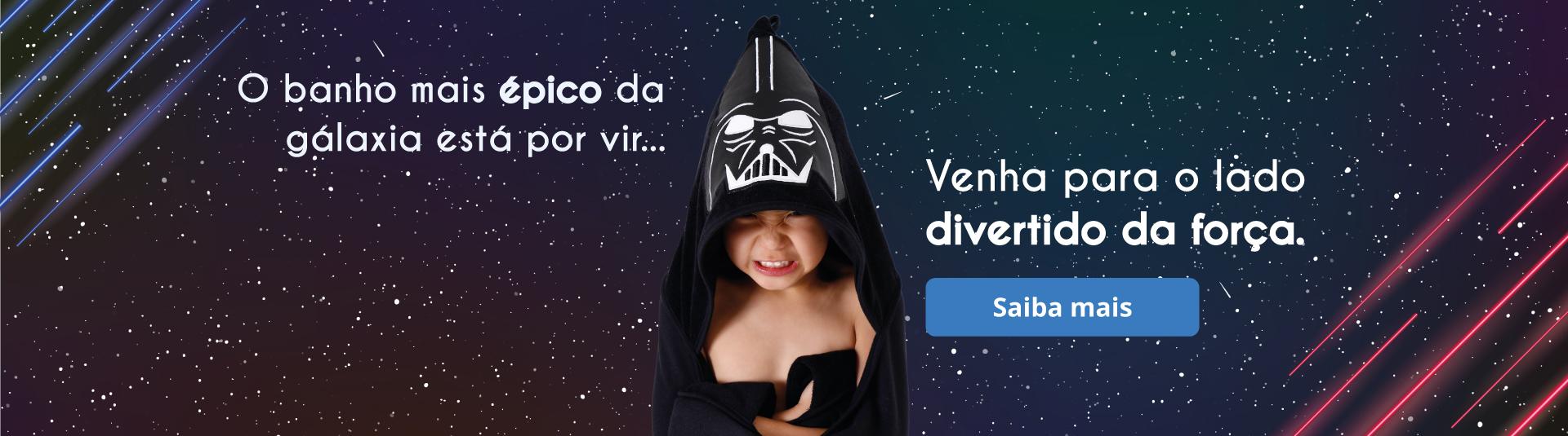 Toalha Divertida Darth Vader